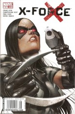 X-Force (2008-2010) #17 Variant A: Newsstand Edition