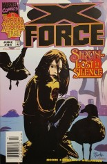 X-Force (1991-2002) #91 Variant A: Newsstand Edition