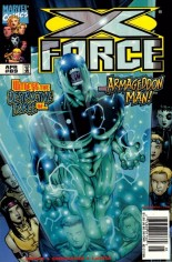 X-Force (1991-2002) #89 Variant A: Newsstand Edition