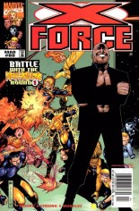 X-Force (1991-2002) #88 Variant A: Newsstand Edition