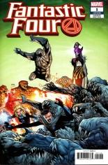 Fantastic Four (2018-2020) #1 Variant I