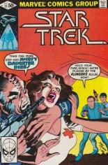Star Trek (1980-1982) #13 Variant B: Direct Edition