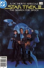 Star Trek Movie Special (1984-1987) #1 Variant A: Newsstand Edition