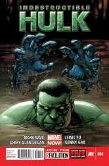 Indestructible Hulk (2013-2014) #4 Variant A