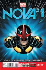 Nova (2013-2015) #1 Variant A