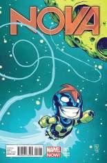 Nova (2013-2015) #1 Variant C: Baby Cover