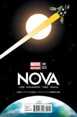 Nova (2013-2015) #1 Variant D: Incentive Cover