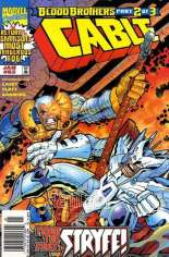 Cable (1993-2002) #63 Variant A: Newsstand Edition