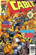 Cable (1993-2002) #66 Variant A: Newsstand Edition