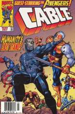 Cable (1993-2002) #67 Variant A: Newsstand Edition