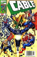 Cable (1993-2002) #68 Variant A: Newsstand Edition