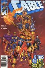 Cable (1993-2002) #73 Variant A: Newsstand Edition