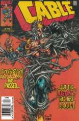 Cable (1993-2002) #78 Variant A: Newsstand Edition