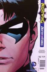 Nightwing (2011-2014) #15 Variant A: Newsstand Edition