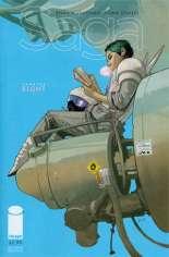 Saga (2012-2018) #8 Variant B: 2nd Printing