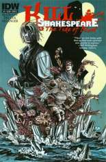 Kill Shakespeare: Tide of Blood #1 Variant B