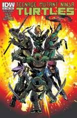 Teenage Mutant Ninja Turtles (2011-2021) #19 Variant A
