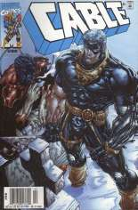 Cable (1993-2002) #88 Variant A: Newsstand Edition