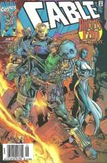 Cable (1993-2002) #87 Variant A: Newsstand Edition