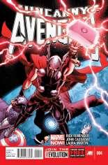 Uncanny Avengers (2012-2014) #4 Variant A