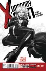 Uncanny X-Men (2013-2016) #2 Variant A