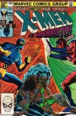 Uncanny X-Men (1963-2011) #150 Variant C: UK Edition