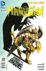 Savage Hawkman (2011-2013) #17