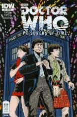 Doctor Who: Prisoners of Time (2013) #2 Variant B: Incentive Cover