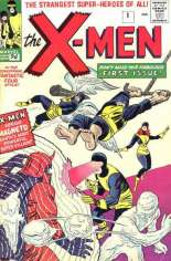 Uncanny X-Men (1963-2011) #1 Variant B: UK Edition; Pricing Note: 9d = 9/240 GBP