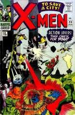 Uncanny X-Men (1963-2011) #23 Variant B: UK Edition