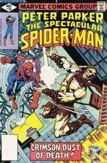 Spectacular Spider-Man (1976-1998) #30 Variant B: Whitman Variant