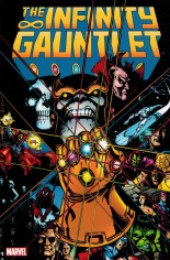 Infinity Gauntlet (1991) #TP Variant I: 3rd Edition; 4th Printing