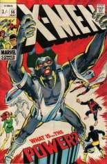 Uncanny X-Men (1963-2011) #56 Variant B: UK Edition