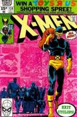 Uncanny X-Men (1963-2011) #138 Variant C: UK Edition