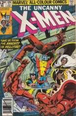 Uncanny X-Men (1963-2011) #129 Variant C: UK Edition