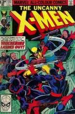 Uncanny X-Men (1963-2011) #133 Variant C: UK Edition