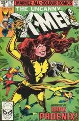 Uncanny X-Men (1963-2011) #135 Variant C: UK Edition