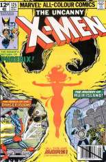 Uncanny X-Men (1963-2011) #125 Variant C: UK Edition