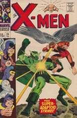Uncanny X-Men (1963-2011) #29 Variant B: UK Edition