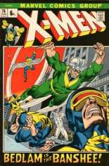 Uncanny X-Men (1963-2011) #76 Variant B: UK Edition