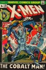 Uncanny X-Men (1963-2011) #79 Variant B: UK Edition