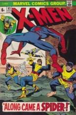 Uncanny X-Men (1963-2011) #83 Variant B: UK Edition