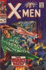Uncanny X-Men (1963-2011) #30 Variant B: UK Edition; Pricing Note: 10d = 10/240 GBP