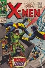 Uncanny X-Men (1963-2011) #36 Variant B: UK Edition
