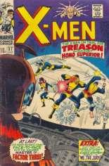 Uncanny X-Men (1963-2011) #37 Variant B: UK Edition