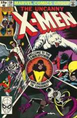 Uncanny X-Men (1963-2011) #139 Variant C: UK Edition