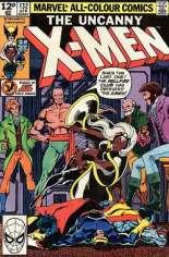 Uncanny X-Men (1963-2011) #132 Variant C: UK Edition