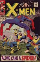 Uncanny X-Men (1963-2011) #35 Variant B: UK Edition; Pricing Note: 10d = 10/240 GBP