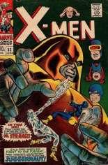 Uncanny X-Men (1963-2011) #33 Variant B: UK Edition