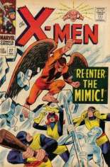 Uncanny X-Men (1963-2011) #27 Variant B: UK Edition